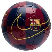 Barcelona Fotboll Skills - Blå/Bordeaux/Guld