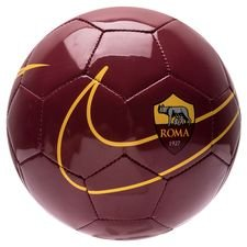 Roma Fotboll Skills - Röd/Guld