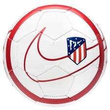 Atletico Madrid Fotboll Skills - Vit/Röd/Navy