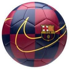 Barcelona Fotboll Prestige - Navy/Guld