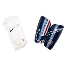 Paris Saint-Germain Benskydd Mercurial Lite - Navy/Röd/Vit