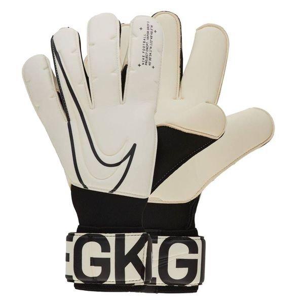 calcio por otra parte, Egoísmo  Nike Goalkeeper Gloves Vapor Grip 3 Nuovo - White/Black    www.unisportstore.com