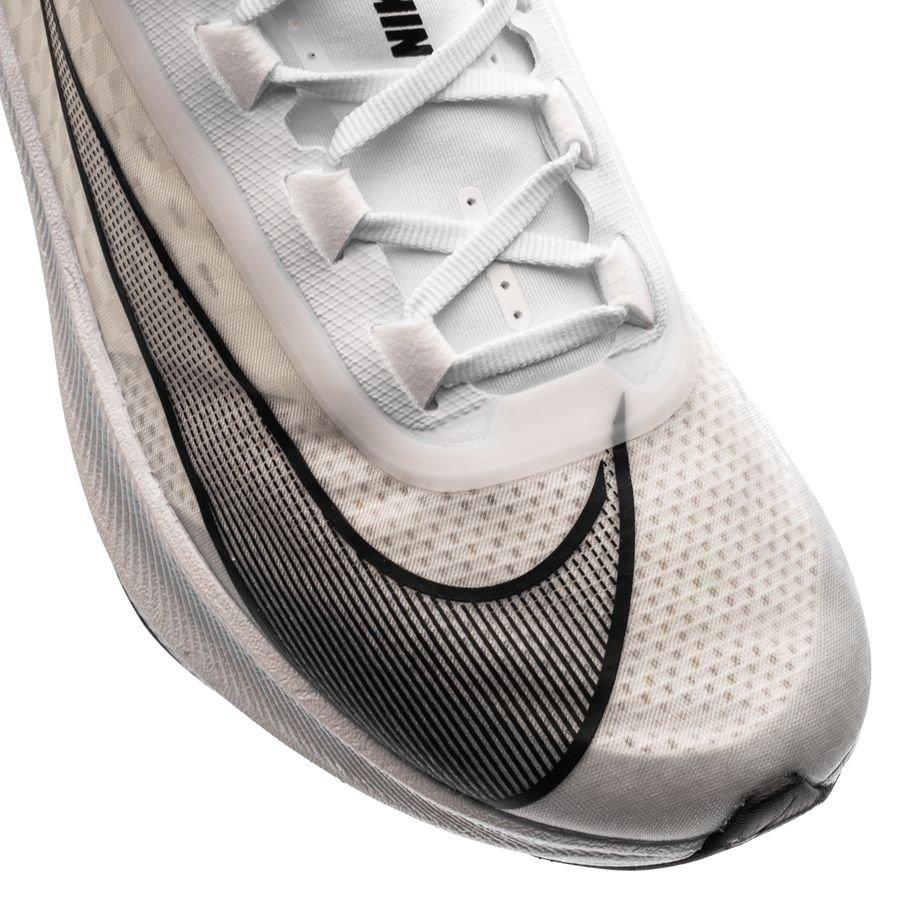 Nike Løpesko Zoom Fly 3 HvitSortSølv | unisportstore.no