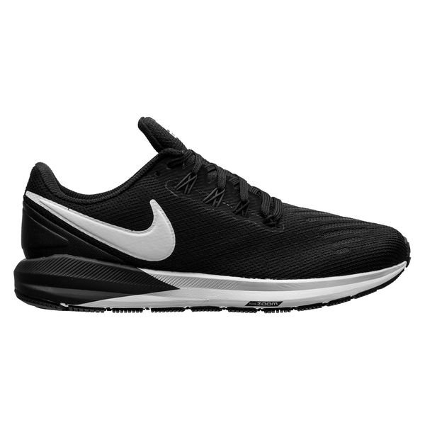 Nike Air Zoom Structure 22 SortHvit Dame