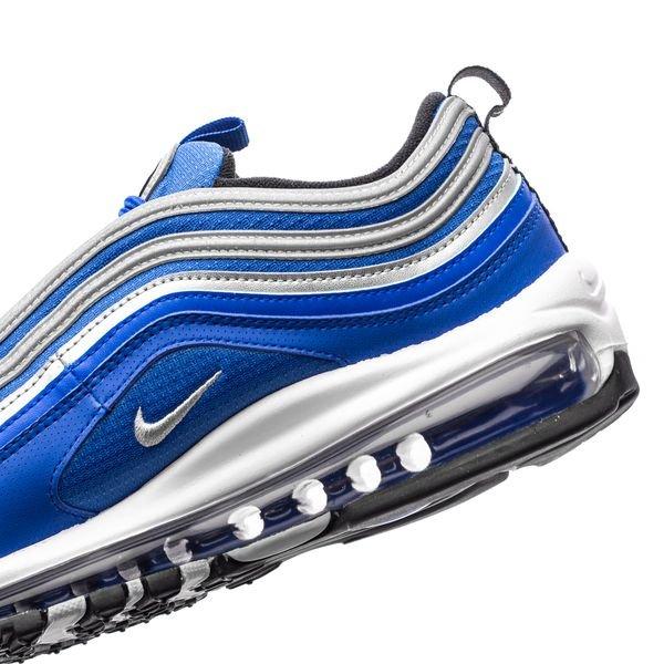 online store 7b95c a0eac Nike Air Max 97 - Racer Blue/Metallic Silver/Black Kids