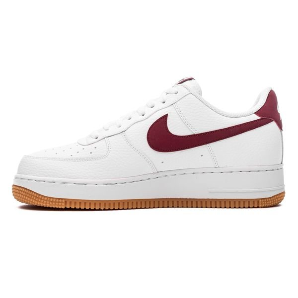 Nike Air Force 1 ´07 BlancBordeauxMarron