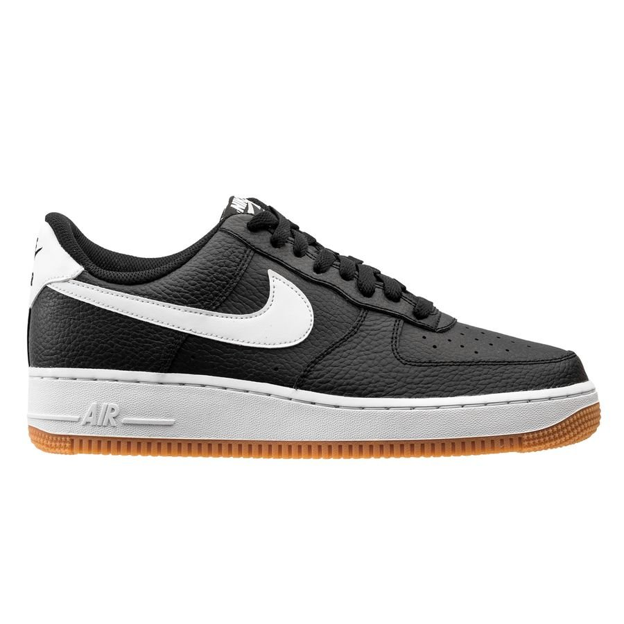 Nike Air Force 1 ´07 SortHvitBrun