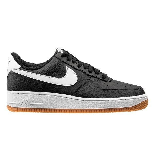 check-out be33b 536aa Nike Air Force 1 ´07 - Sort/Hvit/Brun