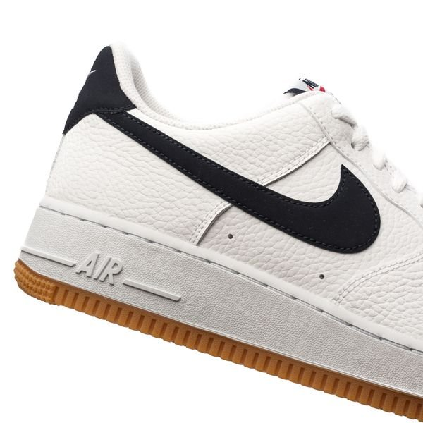 shopping the cheapest best quality Nike Air Force 1 ´07 - White/Obsidian/University Red