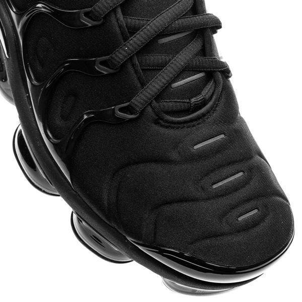 best service 8aee4 e578b Nike Vapormax Plus - Black/Dark Grey
