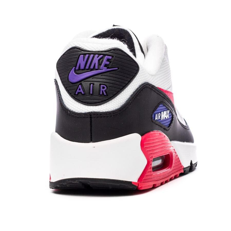 Nike Air Max 90 Essential WitRoodPaarsZwart