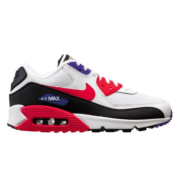 Nike Air Max 90 Essential HvidRødLillaSort
