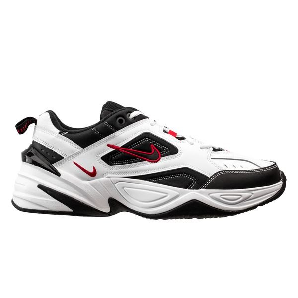 Nike M2K Tekno - White/Black/University Red