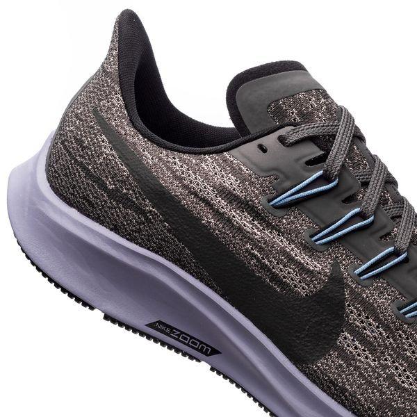 info for b738a 9bff2 Nike Running Shoe Air Zoom Pegasus 36 - Thunder Grey/Black/Indigo Kids