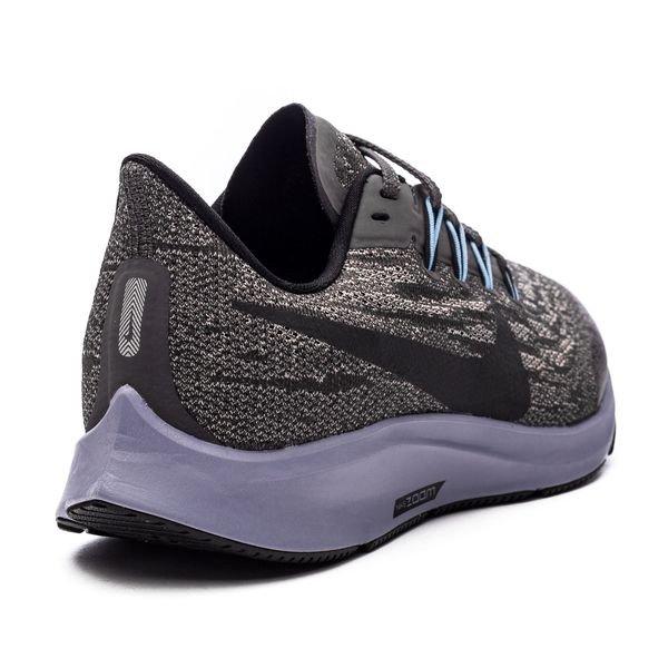 info pour 64f8c e7e37 Nike Running Shoe Air Zoom Pegasus 36 - Thunder Grey/Black/Indigo Kids
