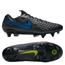 Nike Tiempo Legend 8 Elite SG-PRO Under The Radar - Black/Blue Hero