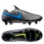 Nike Tiempo Legend 8 Elite SG-PRO Anti-Clog Under The Radar - Noir/Bleu Foncé
