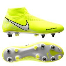 Nike Phantom Vision Elite DF SG-PRO New Lights - Neon/Vit