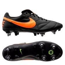 Nike Premier II SG-PRO Anti-Clog - Sort/Orange