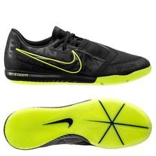 Nike Phantom Venom Zoom Pro IC - Sort/Neon