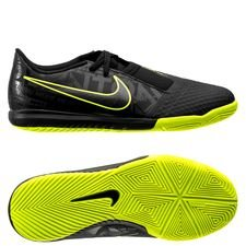 Nike Phantom Venom Academy IC Under The Radar - Svart/Neon Barn