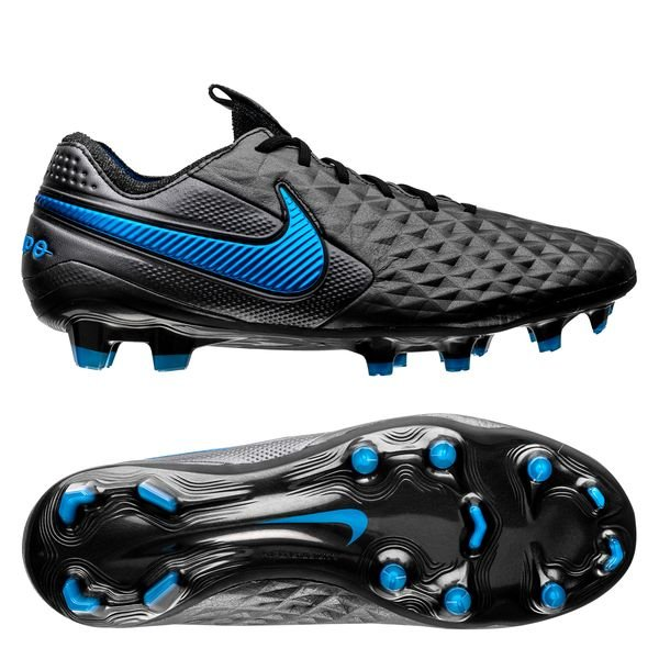 online retailer c24fd b4c1c Nike Tiempo Legend 8 Elite FG Under The Radar - Black/Blue Hero
