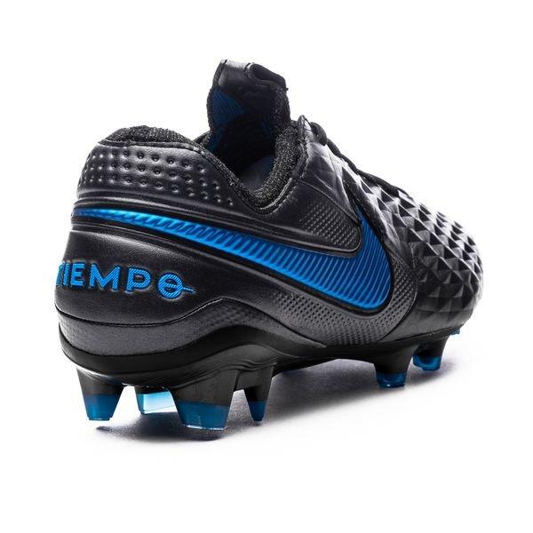 Nike Tiempo Legend 8 Elite FG Under The Radar - Sort/Blå