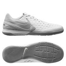 Nike Tiempo Legend 8 Pro IC - Hvid/Grå