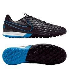 Nike Tiempo Legend 8 Pro TF Under The Radar - Zwart/Blauw
