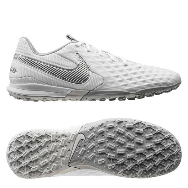 hot sale online 0a860 b9e68 Nike Tiempo Legend 8 Pro TF Nuovo - White/Pure Platinum