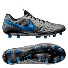 Nike Tiempo Legend 8 Elite AG-PRO Under The Radar - Sort/Blå