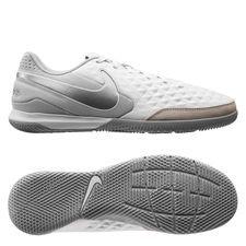 Nike Tiempo Legend 8 Academy IC - Hvid/Grå