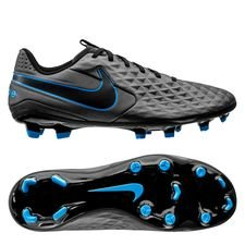 Nike Tiempo Legend 8 Academy MG - Sort/Blå