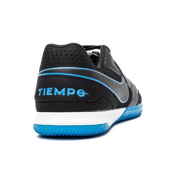 Nike Tiempo Legend 8 Academy IC Under The Radar ZwartBlauw