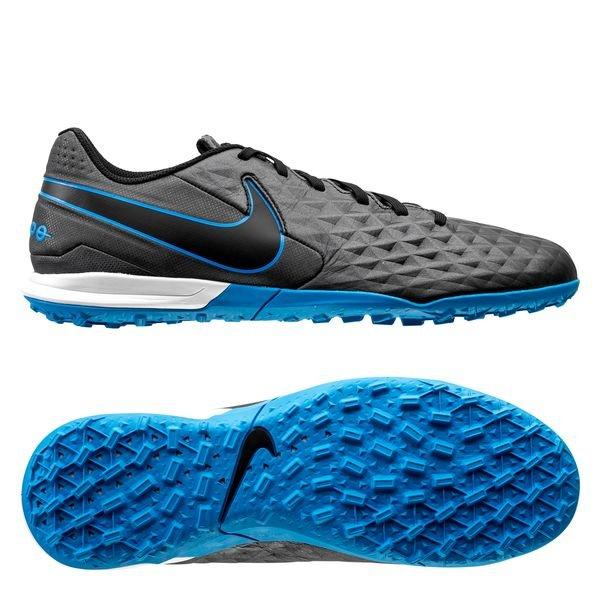 san francisco e7f2a 16e4a Nike Tiempo Legend 8 Academy TF Under The Radar - Black/Blue Hero