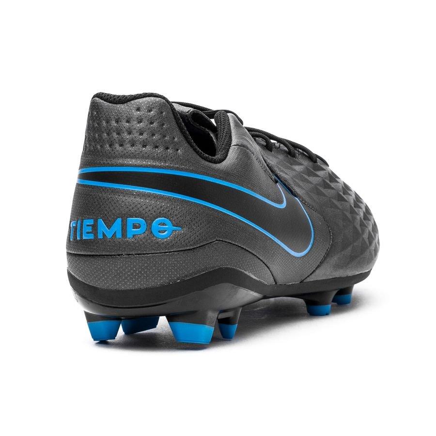 Nike Tiempo Legend 8 Academy MG Under The Radar ZwartBlauw Kinderen