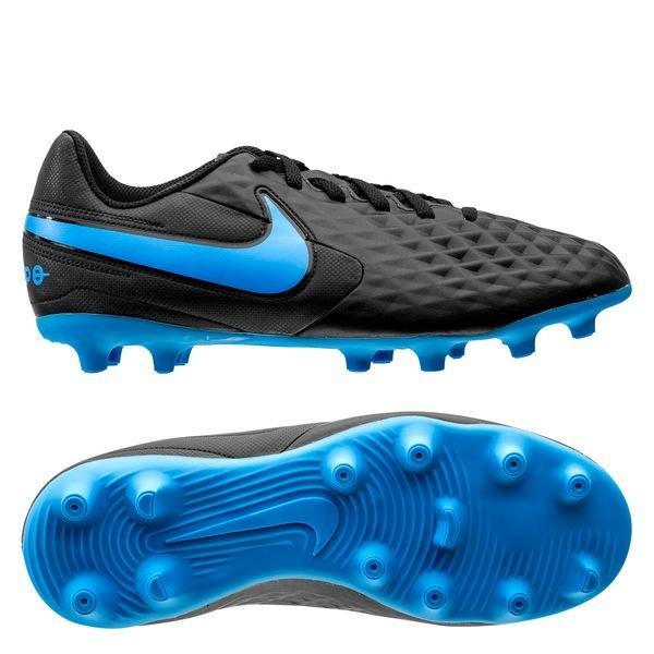 buy online 3eb97 54876 Nike Tiempo Legend 8 Club MG Under The Radar - Black/Blue Hero Kids
