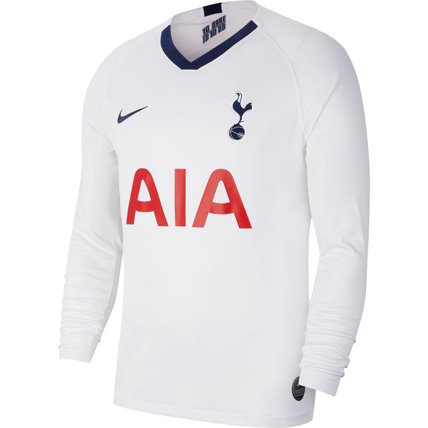 Tottenham Hjemmebanetrøje 2019/20 Langærmet