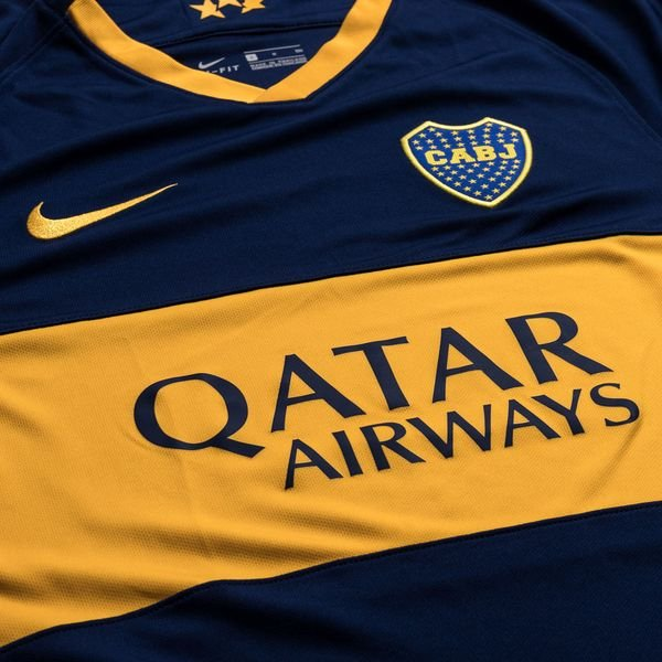best service ea60f 72db3 Boca Juniors Home Shirt 2019/20