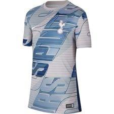 Tottenham Tränings T-Shirt Dry - Grå/Navy/Vit