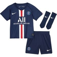 Paris Saint-Germain Hemmatröja 2019/20 Mini-Kit Barn
