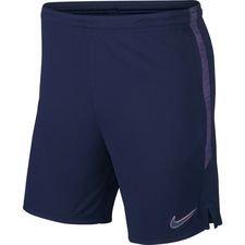 Tottenham Shorts Dry Strike - Navy/Lila Barn