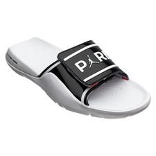 d26e6dbcd6c Nike Badesandal Hydro 7 v2 Jordan x PSG - Sort/Hvid LIMITED EDITION