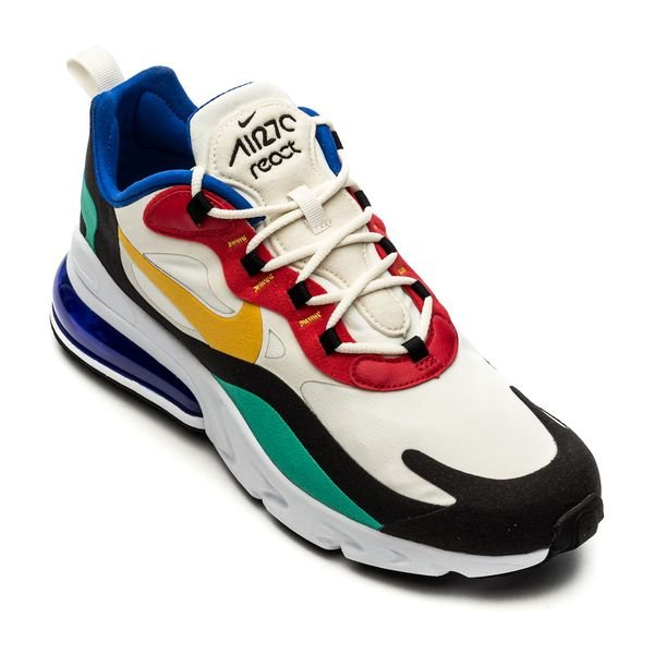 quality design 873bf 3ff57 Nike Air Max 270 React - White/Black/University Gold/University Red
