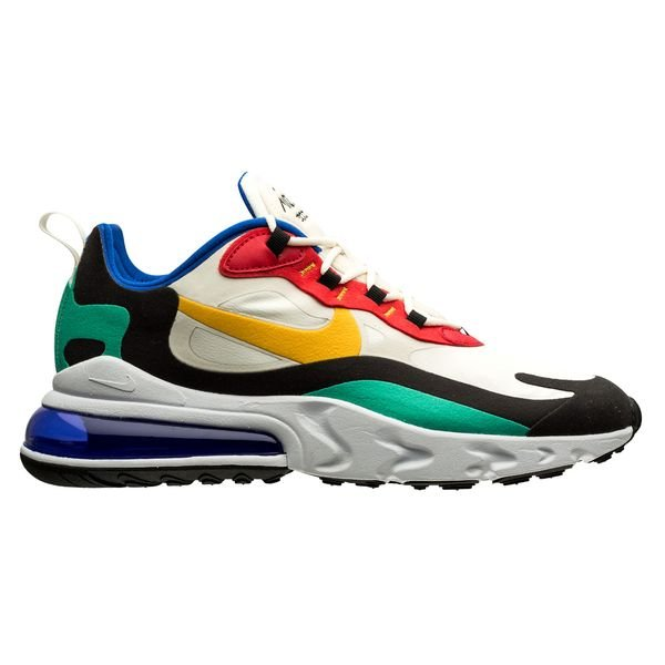Nike - Air Max 270 - Sneaker in Grau und Gold