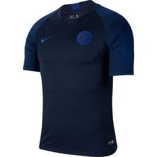 Chelsea Tränings T-Shirt Breathe Strike - Navy/Blå