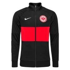 Eintracht Frankfurt Academy Track Jacka Dry - Svart/Röd/Vit