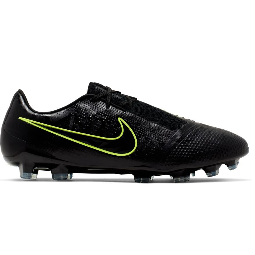 Nike Phantom Venom Elite FG - Sort/Neon
