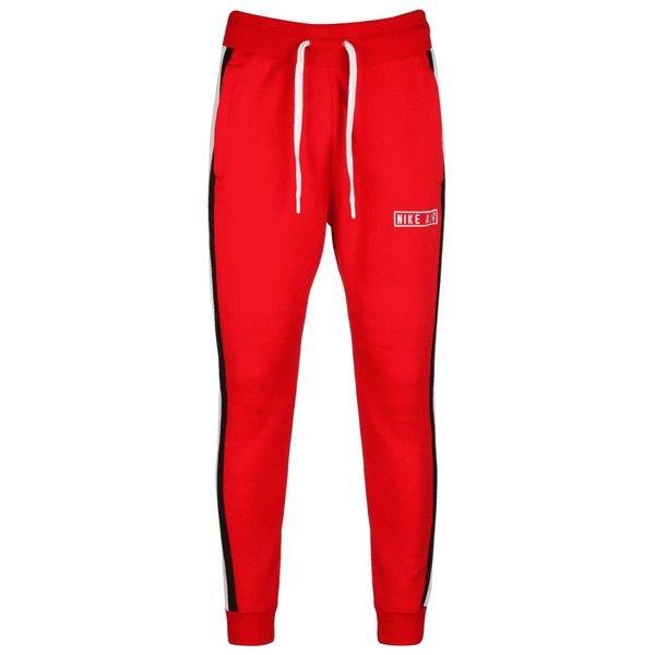 Nike NSW Bas de Survêtement Air RougeBlancNoir