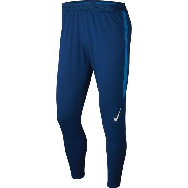 Nike Bas de Survêtement Dry Strike Bleu MarineBlanc